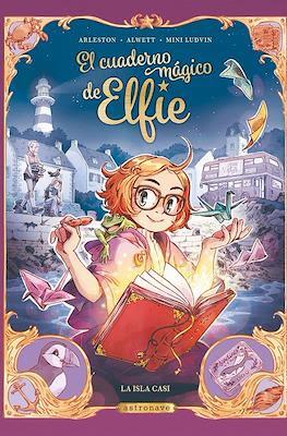 El cuaderno mágico de Elfie (Cartoné 80 pp) #1