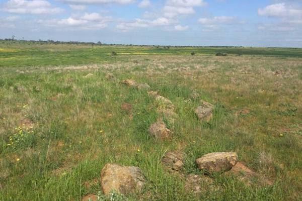 Se cree que estas rocas marcaron alguna vez el viaje del Sol a la largo de un año