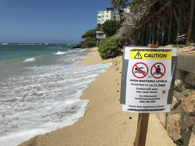 Water Turning Into POISON On Great American Beach!