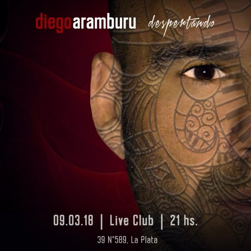 Diego Aramburu - Foto prensa