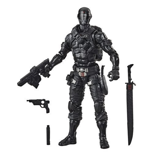 Image of G.I. Joe Classified Series 6-Inch Snake Eyes Action Figure (RE-STOCK)