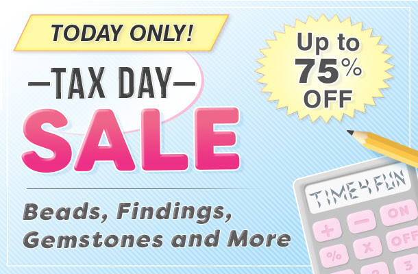 Shop Tax Day Sale