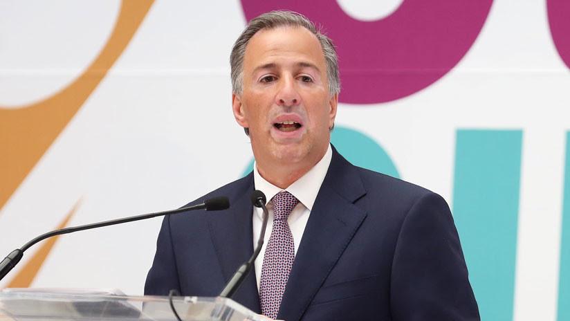 José Antonio Meade, excandidato del PRI a la presidencia de México, ya tiene trabajo