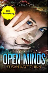 Open Minds by Susan Kaye Quinn