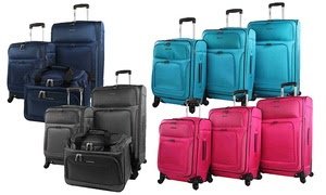 Ciao Sport Challenger Spinner Luggage Set (3-Pc.)