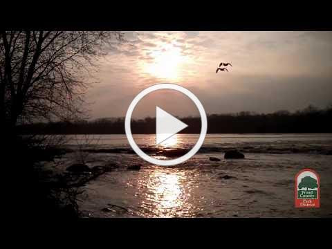 Just Nature: A Sunset over the Maumee