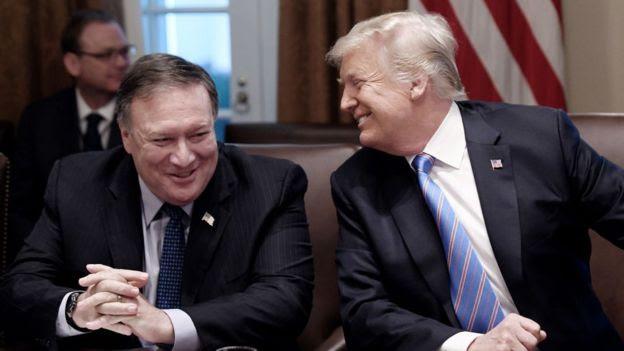 Ba ủy ban của Hạ viện đã yêu cầu Ngoại trưởng Hoa Kỳ Mike Pompeo lật lại các hồ sơ liên quan đến thỏa thuận của chính quyền Trump với Ukraine
