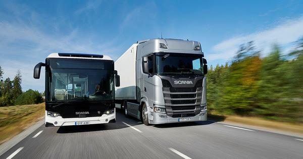 Mobilité électrique: Engie et Scania concluent un partenariat