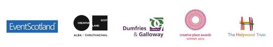 Principal funders logos