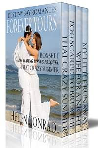 Forever yours books 1 3 by helen conrad