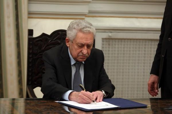 Κουβέλης: Δεν είμαι υπουργός του Καμμένου