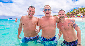 RSVP 30th Anniversary Caribbean Cruise