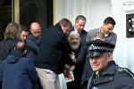 Julian Assange, creador de Wikileaks, detenido por la policía de Reino Unido