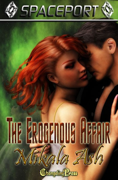 The Erogenous Affair (Spaceport Multi-Author 25)