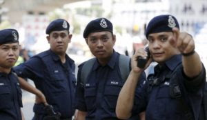 """Moderate"" Malaysia: All new police recruits must pass an Islamic morality test"