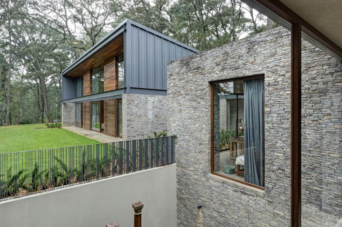 Όμορφη Casa ΜΜ με ένα σύγχρονο σχέδιο που δημιουργείται από τον Ηλία Ρίζο Arquitectos (3)