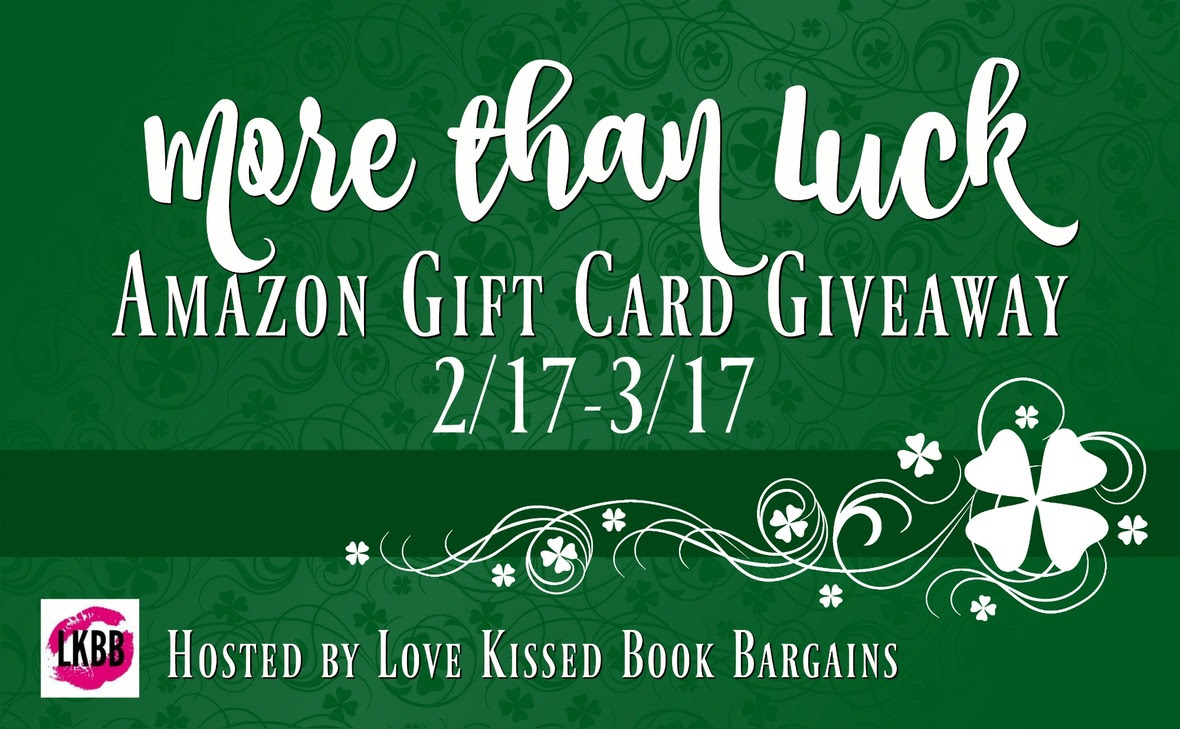 More than Luck Giveaway