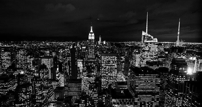 Nueva York oscuro