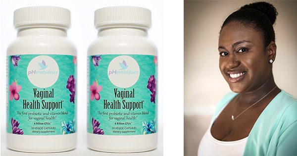 Nia Spicer, nurse who formulated first Black-owned pHembiotics brand