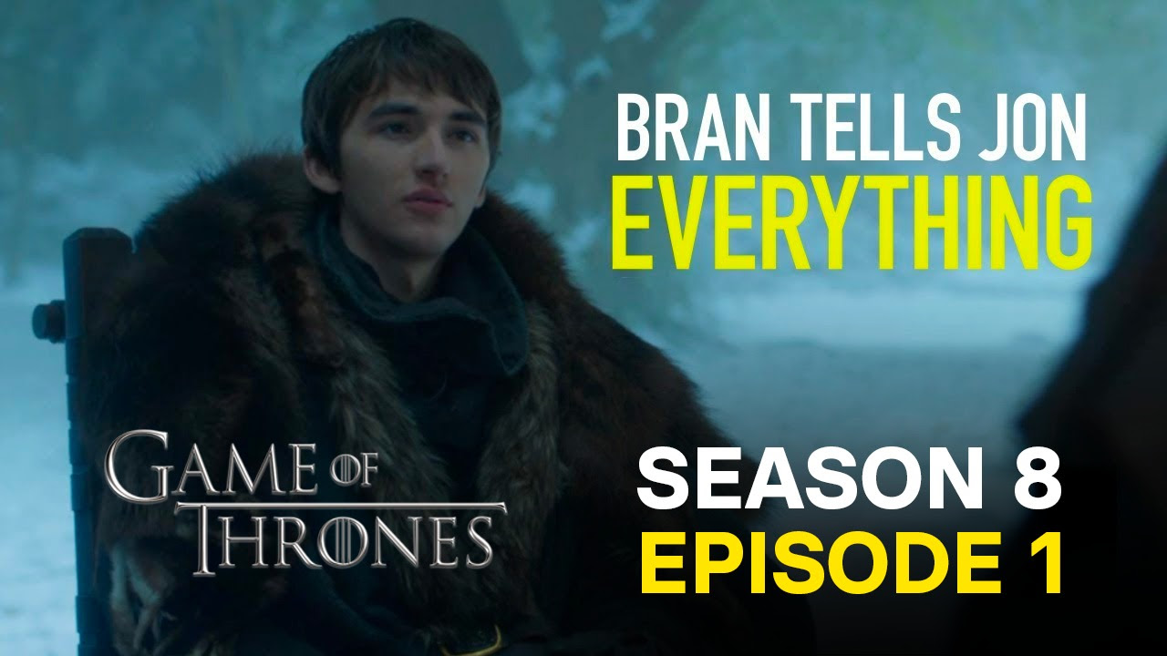 DOWNLOAD VIDEO: Game of Thrones Season 8 – Episode 1