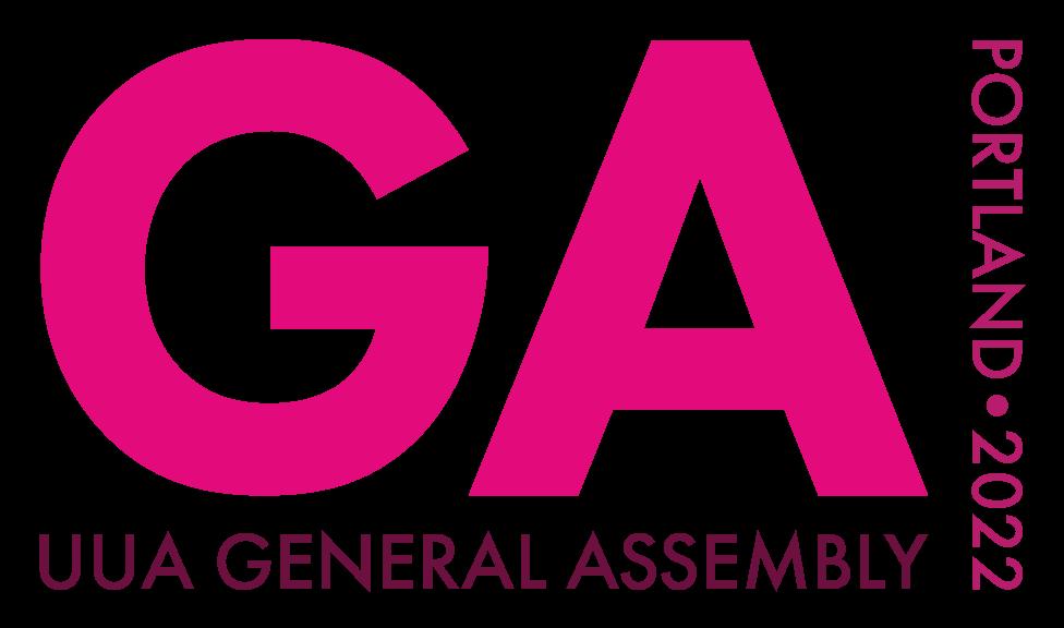 UUA General Assembly 2022 in Portland Oregon