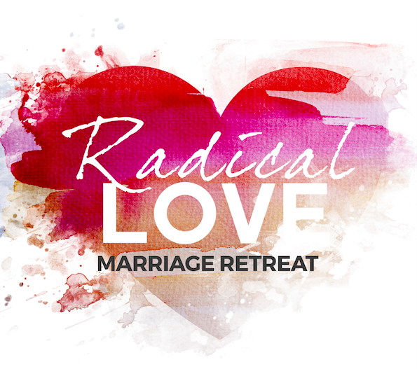 Radical Love Marriage Retreat Logo