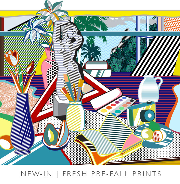 FRESH PRE-FALL PRINTS