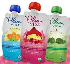 Plum Vida Single Pouch