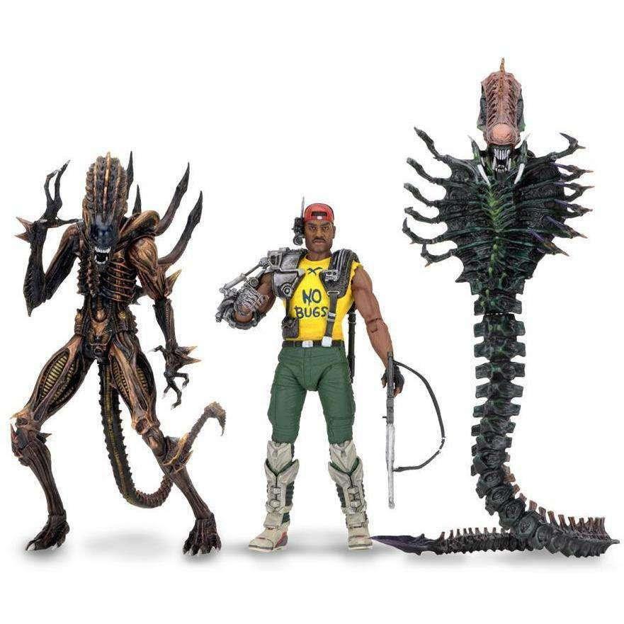 Image of Aliens Series 13 Set of 3 Figures
