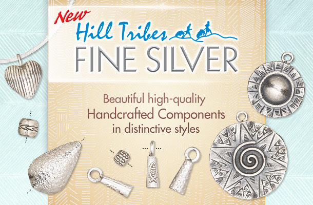 Hill Tribes Fine Silver