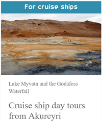 Discount Price Golden Circle and Lake Myvatn Cruise
