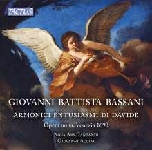 "Giovanni Battista Bassani (1657-1716): Salmi Concertati ""Armonici Entusiasmi Di Davide"", 2 CDs"