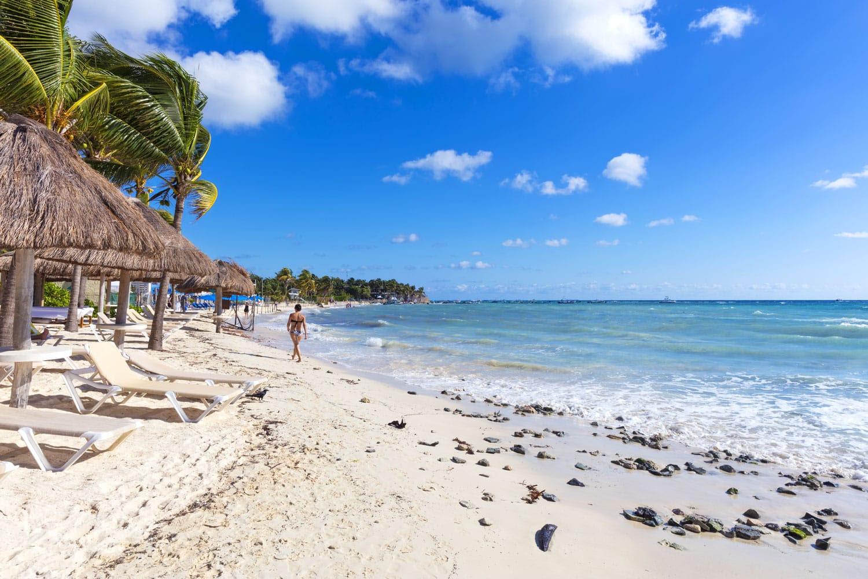 Playa del Carmen, Meksika Plajı