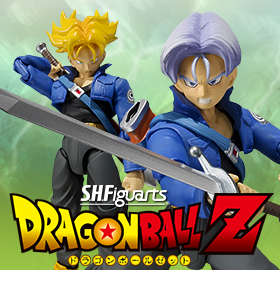S.H.FIGUARTS DRAGON BALL Z TRUNKS PREMIUM COLOR
