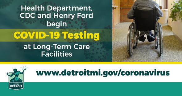 COVID Testing Moves to Long-Term Care Facilities