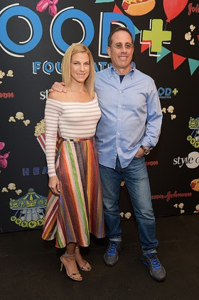 Jessica And Jerry Seinfeld Attend 2017 NY BASH