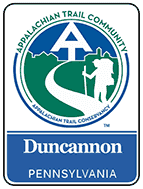Duncannon AT Community Sign