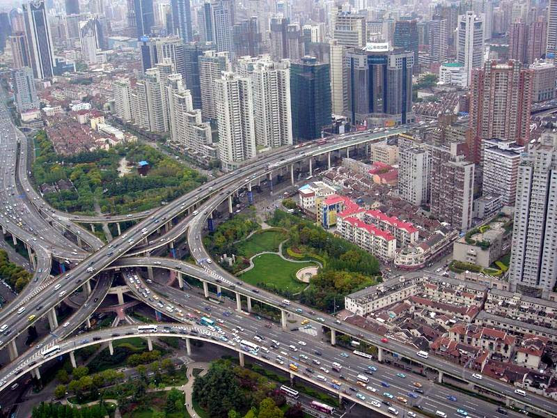 File:Viaduct in Puxi, Shanghai.jpg