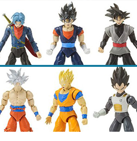 DRAGON BALL SUPER DRAGON STARS