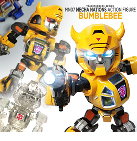 MECHA NATIONS BUMBLEBEE