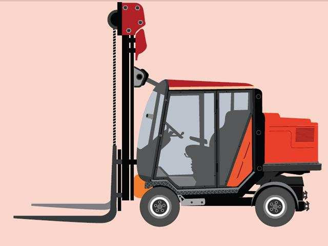 Within few months, the Gurgaon-based startup aggregates about 3,300 heavy machines on its portal through 400 construction companies across India - ET Retail
