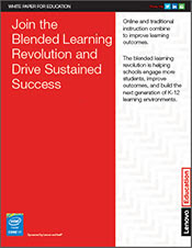 Join the Blended Learning revolution and Drive Sustained Success
