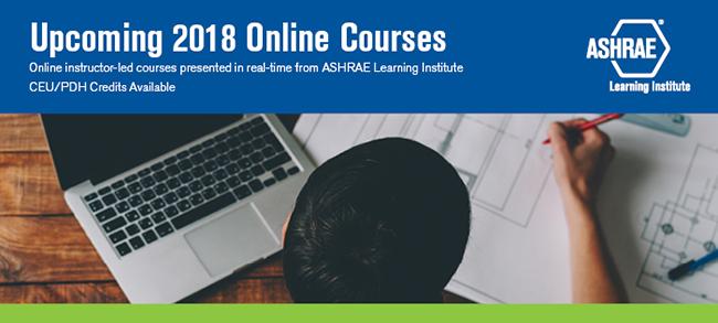 2018 Online Courses