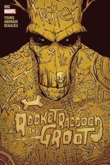 Rocket Raccoon & Groot #2