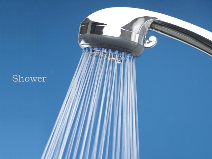 Reduse shower span