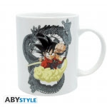 Dragon Ball Mug 320 ml Goku &                     Shenron Abystyle