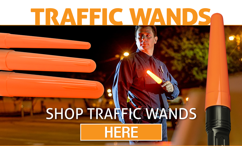 Fenix Flashlight Traffic Wands