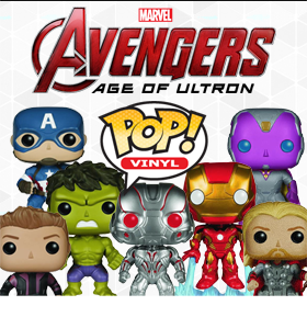 FUNKO AVENGERS: AGE OF ULTRON