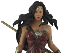 WONDER WOMAN STATUE PX PREVIEWS EXCLUSIVE