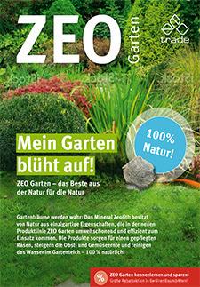 Zeo Gartenbroschuere